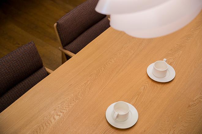 ダイニングテーブル ナラ材+オイル仕上げ
